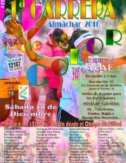 I Carrera de Color Almachar