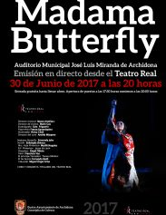 Madama Baterfly