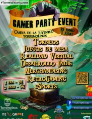 Game Party Event