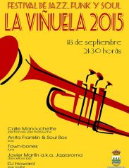 Festival de Jazz, Blues y Soul
