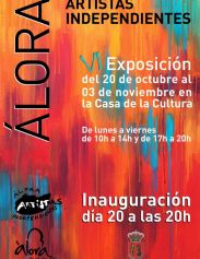 Álora, artistas independientes