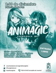 Animagic Fuengirola 2017