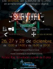 Survival Digital Experience