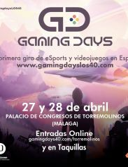 Gaming Days 40