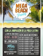 Mega Beach Party Mijas