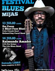 Festival Blues Mijas