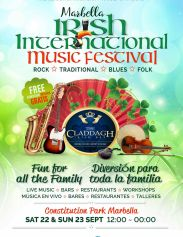 Irish International Music Festival