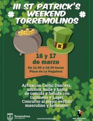 III St. Patricks Weekend Torremolinos