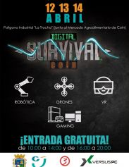 Digital Survival en Coín
