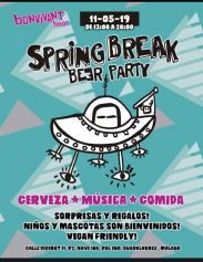 Spring Break Beer Party BonVivant