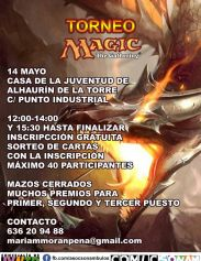 Torneo de magic Gathering